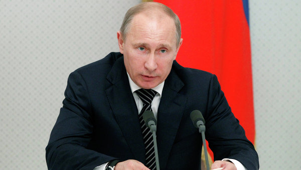 """If Russian officials can't enter U.S., neither should our orphans or diabetics,"" Putin."