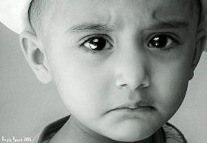 Տուգանված փոքրիկին չհանգստացրեց անգամ պաղպաղակը